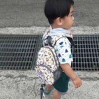 好物分享~英國HUGGER幼童防走失包&水壺
