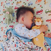 寶寶哄睡方法| 優質睡眠培養血淚史+功不可沒的陪睡好物