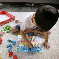 韓國AniBlock AR積木拼圖讓拼好的積木活跳跳在眼前出現-益智玩具推薦