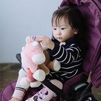 育兒玩具|美國miYim有機棉安撫玩具・寶寶安撫玩具推薦