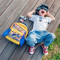 兒童背包推薦|HappiPlayGround背包,時尚潮童的必備單品