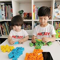 【益智玩具推薦】來自韓國AniBlock安尼博樂 AR積木拼圖