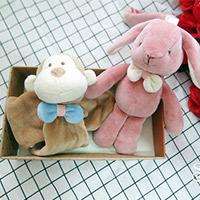 彌月禮物 安撫巾推薦| miYim有機棉安撫巾讓寶貝放心親密接觸