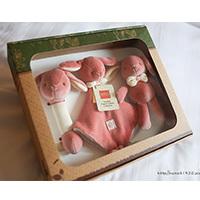 安撫玩具推薦~來自美國紐約的miYim有機棉安撫玩具禮盒