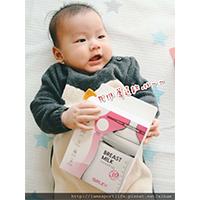 BALIEY貝睿感溫母乳儲存袋(指孔型)體驗文