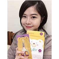 哺育體驗 韓國BAILEY奶粉儲存袋和寶寶指甲剪刀