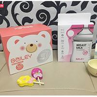 育兒好物|推薦Bailey貝睿母乳袋與極細倍柔防溢乳墊