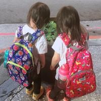 Hugger幼童背包,幼幼班上學書包分享、兒童背包推薦!超耐用時尚的英國兒童品牌
