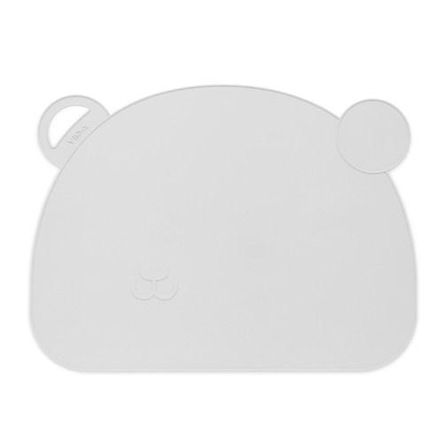 VIIDA Joy 防滑矽膠餐墊- 小象灰