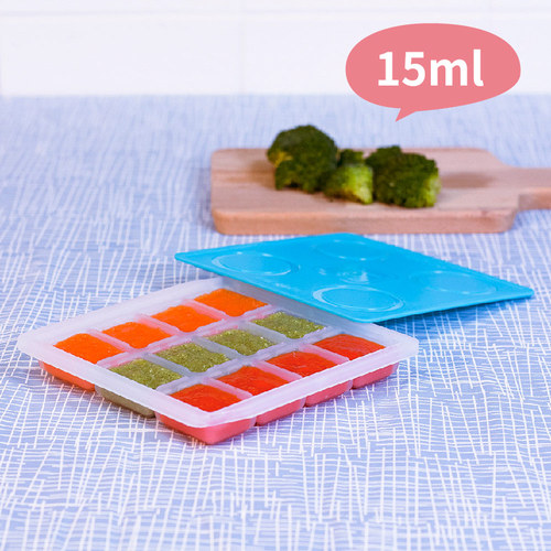2angels矽膠副食品製冰盒 15ml