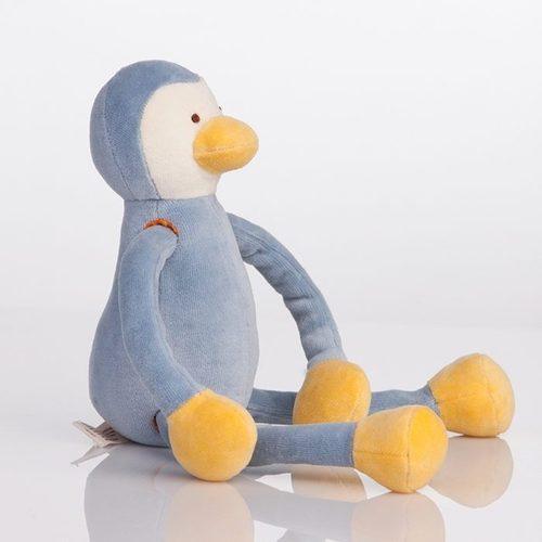 miYim有機棉瑜珈娃娃 噗噗企鵝