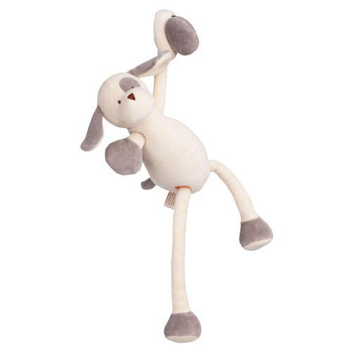 miYim有機棉瑜珈娃娃 帕皮狗狗