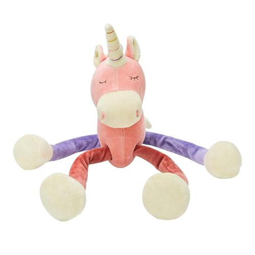 miYim有機棉瑜珈娃娃 繽紛獨角獸
