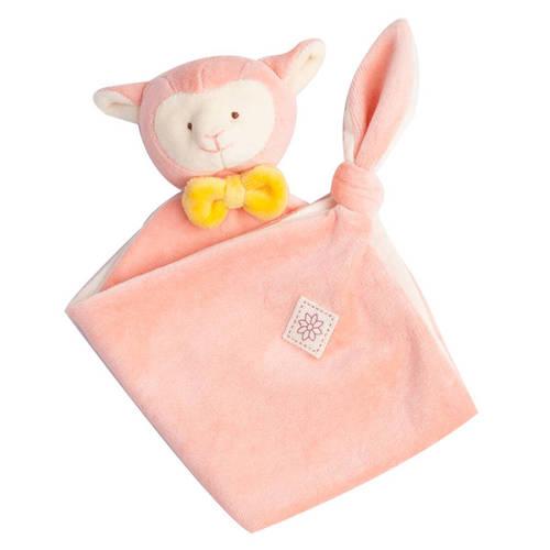 miYim有機棉安撫巾 亮寶羊羊