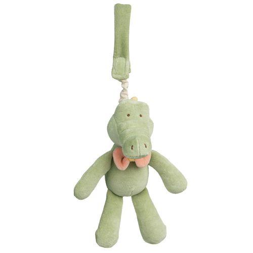 miYim有機棉吊掛娃娃 阿里鱷魚