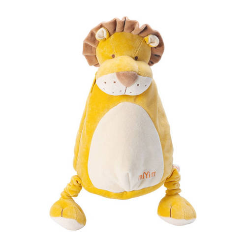 miYim有機棉動物後背包 里歐獅子