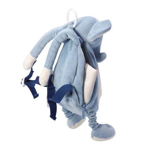 miYim有機棉動物後背包 芬恩象象