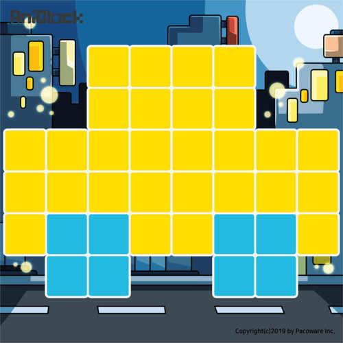 【親子天下STEAM嚴選】AR積木拼圖 2色 黃藍 - AniBlock安尼博樂