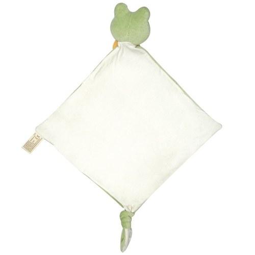 miYim有機棉安撫巾 好夢蛙