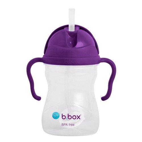 b.box 防漏學習水杯 葡萄紫