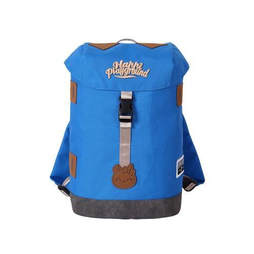 HappiPlayGround街頭探險家 兒童背包 (海洋藍)