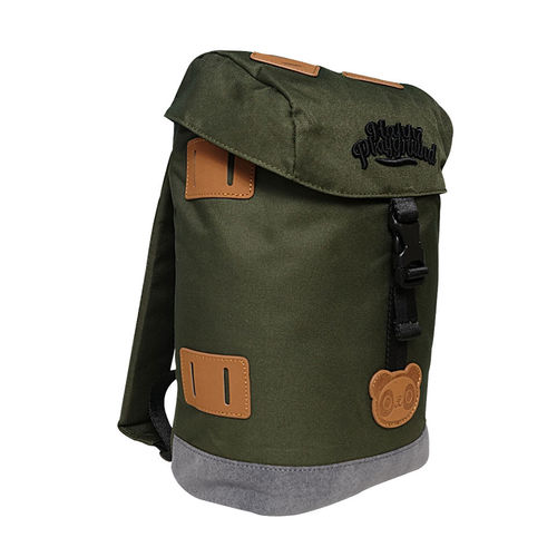 HappiPlayGround街頭探險家 兒童背包 (叢林綠)