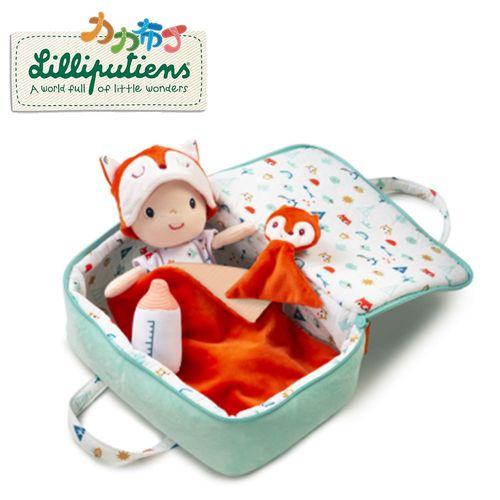 Lilliputiens-狐狸艾莉絲娃娃遊戲組