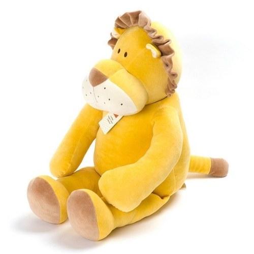 miYim有機棉安撫娃娃60cm 里歐獅子