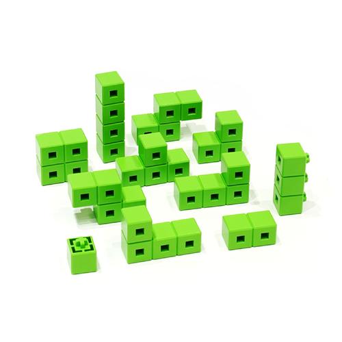 AniBlock安尼博樂 AR積木拼圖 單色積木 (綠色)