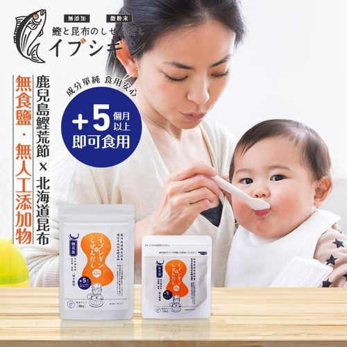 ORIDGE無食鹽昆布柴魚粉25g (袋裝)