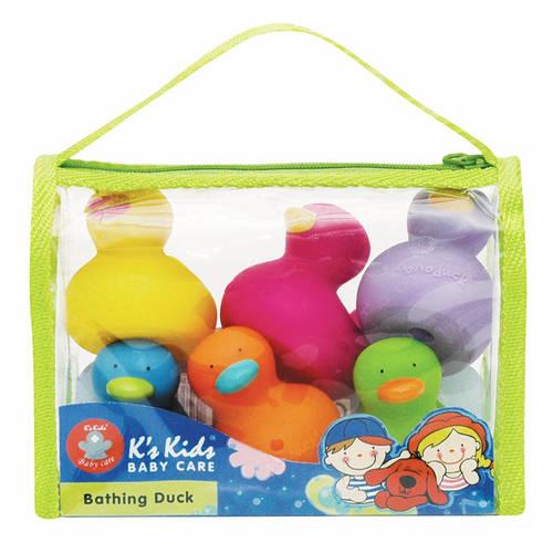 K's Kids洗澡小鴨鴨(6入組)