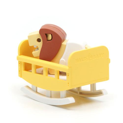 HALFTOYS 3D動物寶寶 獅子寶寶LION BABY