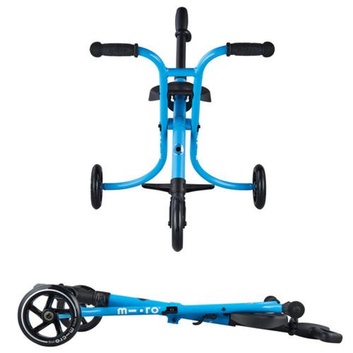 Maxi  Trike XL 三輪車 (冰荷藍)