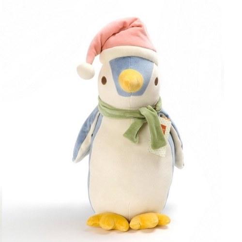miYim有機棉安撫娃娃60cm 噗噗企鵝