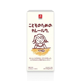 日本CANYON兒童咖哩塊150G