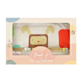 mezoome有機棉兔兔被 (禮盒包裝)