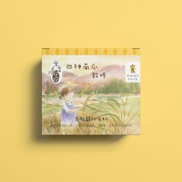 【米香抱抱】四神南瓜穀棒9m+