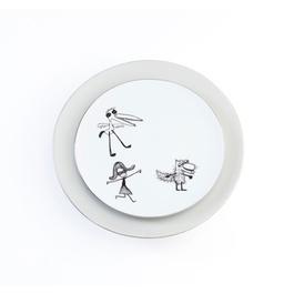 cindymode 捉迷藏餐盤組(2入)