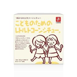 日本CANYON兒童玉米濃湯調理包(淡路洋蔥口味)