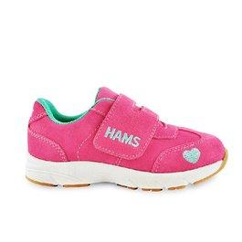 HAMS 馬卡龍運動鞋V2.0 拼酷紅