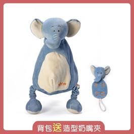 【限時】miYim動物後背包 送奶嘴夾 大象