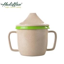 Husk's ware稻殼天然無毒環保兒童雙耳水杯