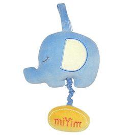 miYim有機棉音樂拉鈴 愛樂芬象