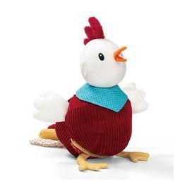 Lilliputiens The farm 公雞探索布書
