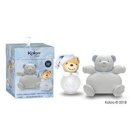 Kaloo嬰童無酒精香氛- 布魯熊熊夜燈香氛禮盒(大)100ml