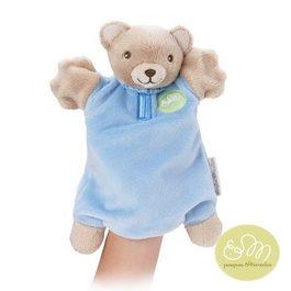 法國PiouPiou Merveilles 長臂熊手偶 (藍色)
