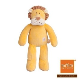 miYim有機棉安撫娃娃32cm 里歐獅子