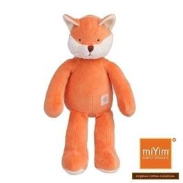 miYim有機棉安撫娃娃32cm 福斯小狐