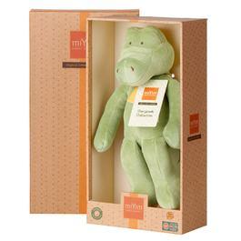 【愛心義賣】miYim有機棉安撫娃娃32cm 阿里鱷魚