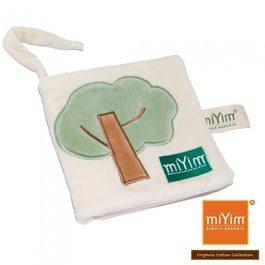 miYim有機棉布書